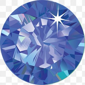 Gemstone - Sapphire Gemstone Download Diamond PNG