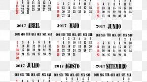 2017 Calendar - Calendar 0 1 2018 Large Diary 2 PNG