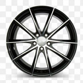 Car Wheel - Car Sport Utility Vehicle Rim Alloy Wheel PNG