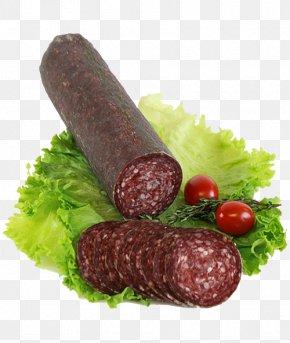 Salam - Salami Sujuk Mettwurst Sausage Meat PNG