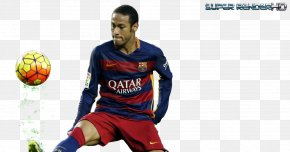 Renderings - FC Barcelona Rendering Brazil National Football Team Football Player PNG