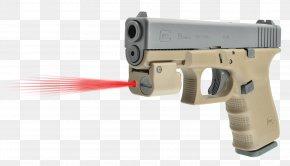 Handgun - Firearm Pistol Ranged Weapon Air Gun PNG