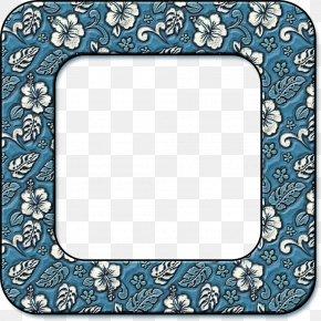 Tropical Border - Picture Frames DeviantArt Pattern PNG