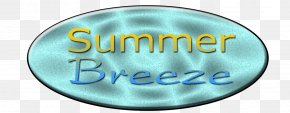 Summer Breeze - Logo Brand Font Product PNG