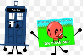 Tardis Clip Art - Reboot TARDIS Cartoon Clip Art Image PNG
