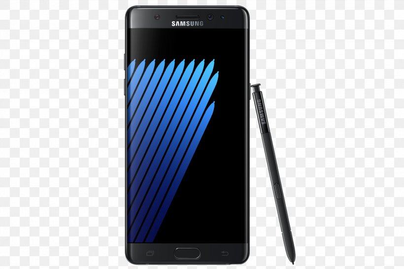 Samsung Galaxy Note 7 Samsung Galaxy Note 5 Samsung Galaxy S7 Phablet Smartphone, PNG, 3000x2000px, Samsung Galaxy Note 7, Apteligent, Cellular Network, Communication Device, Electronic Device Download Free