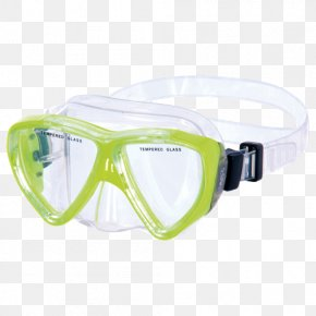 Diving Goggles - Diving & Snorkeling Masks Goggles Underwater Diving Plastic PNG