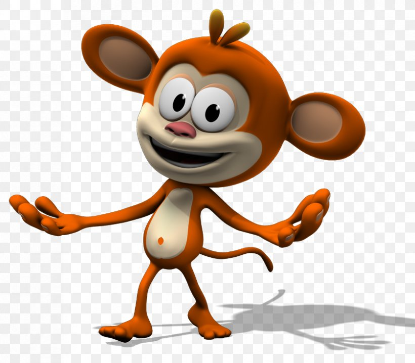 Monkey Animation Television Show Clip Art Png 839x735px Monkey Animal Animation Carnivoran Cartoon Download Free