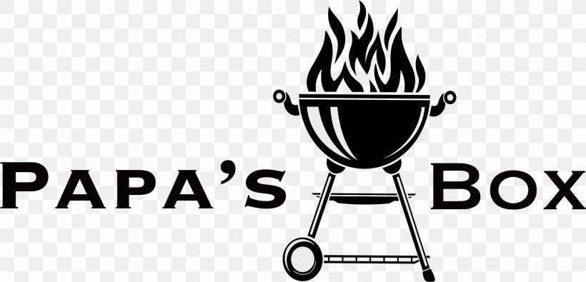 Barbecue Grill Grilling BBQ Smoker Pit Barbecue, PNG, 1952x942px, Barbecue Grill, Barbecue, Bbq Smoker, Black And White, Brand Download Free