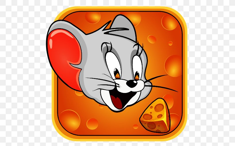 Cheese Android Application Package MELOTUBE, PNG, 512x512px, Cheese, Adventure Game, Android, Carnivoran, Cartoon Download Free