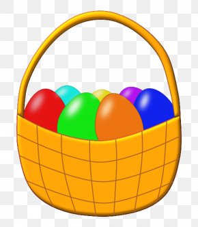 Easter Basket Free Download - Easter Bunny Easter Basket Easter Egg Clip Art PNG