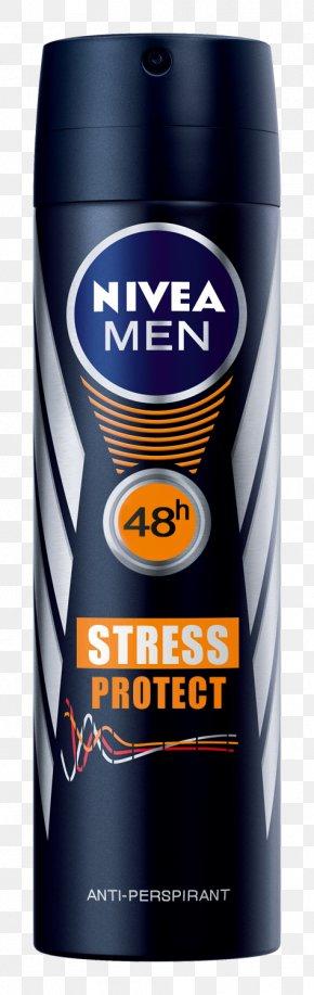 Stress Man - Deodorant Nivea Indoor Tanning Lotion Personal Care Perfume PNG