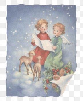 Winter Christmas Stocking - Christmas Stocking PNG