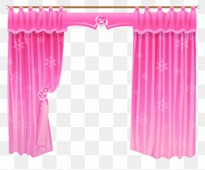 Curtain Cliparts - Window Blind Curtain Clip Art PNG