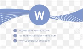Creative Business Card Template - Business Card Creativity Template Computer File PNG
