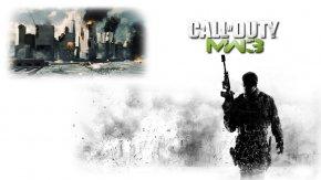 Call Of Duty - Call Of Duty: Modern Warfare 3 Call Of Duty: Modern Warfare 2 Call Of Duty: Black Ops III Call Of Duty 4: Modern Warfare PNG
