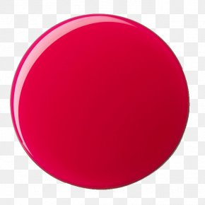 Flaming Lips Color - Red Circle Font PNG