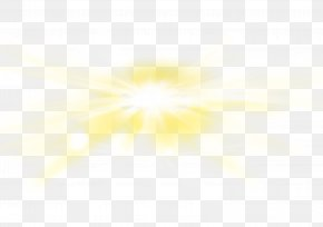 The Sun's Rays Shine - Light Download PNG