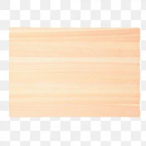 Muji Japan Cypress Cutting Board - Japan Floor Wood PNG