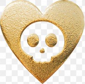 Heart-shaped Metal Skeleton Bones - Metal U9ab7u9ac5 PNG