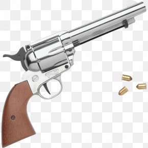 Western Pistol - Revolver Trigger Firearm Gun Barrel Pistol PNG