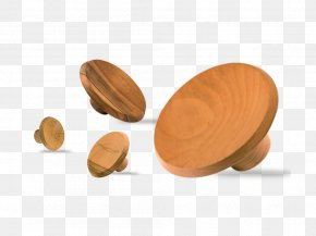 Almond Apricot Kernel - Wood Background PNG