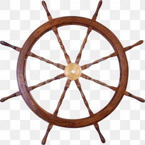 Ship - Ship's Wheel Motor Vehicle Steering Wheels Ship Model PNG