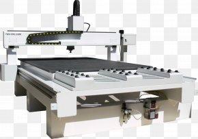 Design - Machine Tool Wood Shaper PNG