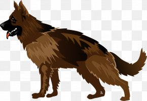German Shepherd Dog - German Shepherd Dobermann Labrador Retriever Australian Shepherd PNG