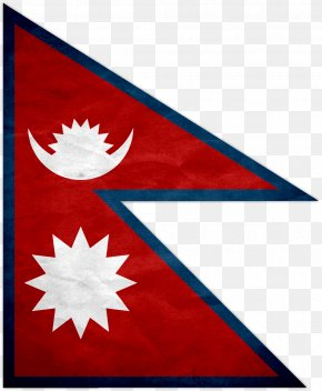 Flags - Flag Of Nepal National Flag Flag Of The United States PNG