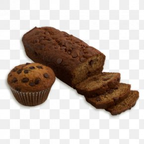 Banana Chips - Muffin Chocolate Brownie Banana Bread Rye Bread PNG
