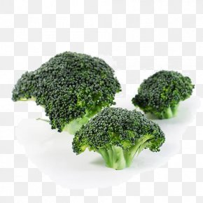 Organic Broccoli PNG