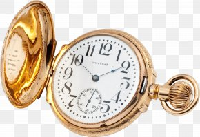 Clock Image - Pocket Watch Clock PNG