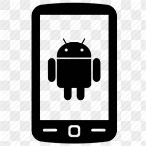 Android Phone Icon Android, Device, Phone Icon - IPhone Android Smartphone PNG