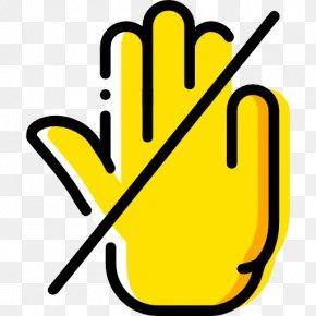 Hand - The Finger Middle Finger Clip Art PNG