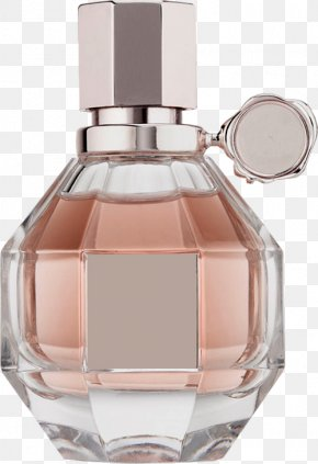 A Bottle Of Perfume - Lotion Viktor&Rolf Perfume Eau De Toilette Fashion PNG