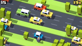 Crossy Road - Motor Vehicle PC Game Technology Video Game PNG