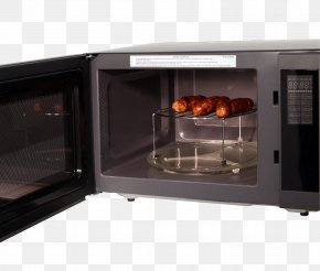 Microwave - Microwave Ovens Home Appliance Small Appliance Convection Oven PNG