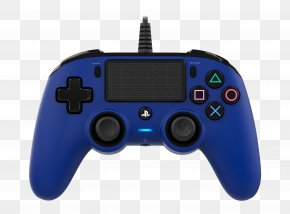 Controller Ps4 - NACON Compact Controller For PlayStation 4 Game Controllers Video Games DualShock 4 PNG
