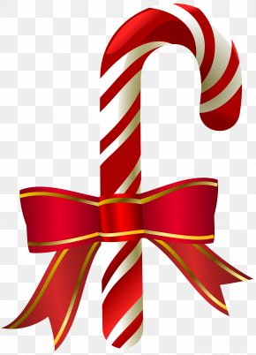 1 - Candy Cane Chocolate Bar Christmas Clip Art PNG
