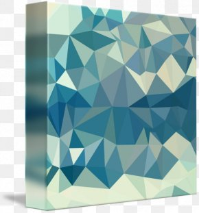 Geometry Polygon Background - Low Poly Polygon Triangle PNG