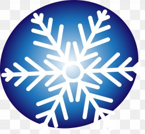 Little Fresh White Snowflake - Snowflake PNG