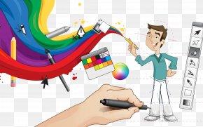 Graphic Designer - Web Development Responsive Web Design Page Layout PNG