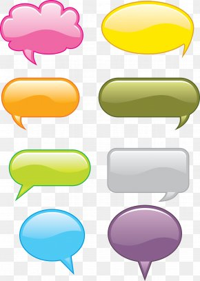 Dialog Box - Speech Balloon Clip Art PNG