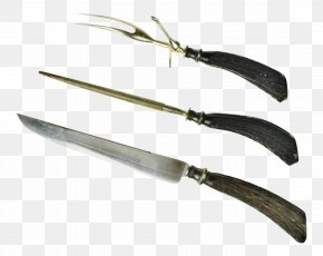 Fork Knife - Knife Sharpening Tool Blade Plate PNG