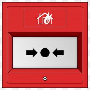 Security Alarm - Fire Alarm System Alarm Device Security Alarms & Systems Manual Fire Alarm Activation Clip Art PNG