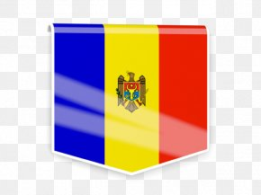 Flag - Flag Of Moldova Flag Of Romania Moldavian Soviet Socialist Republic PNG