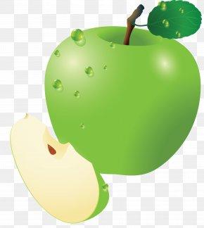 Apple - Apple Green Clip Art PNG