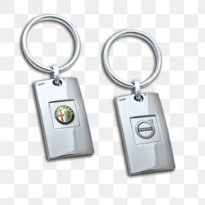 Keychain Label - Key Chains Label Metal Nickel Plating PNG