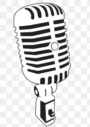 Microphone - Microphone T-shirt Wall Decal Sticker PNG